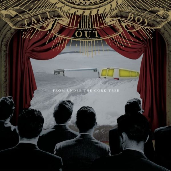 FALL OUT BOY From Under The Cork Tree CD