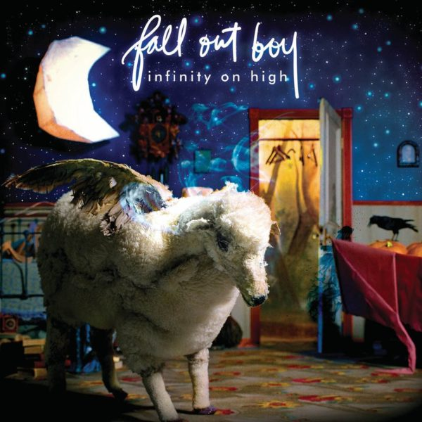 FALL OUT BOY Infinity On High (Case Dent) CD