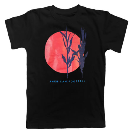 AMERICAN FOOTBALL Red Sun Shirt