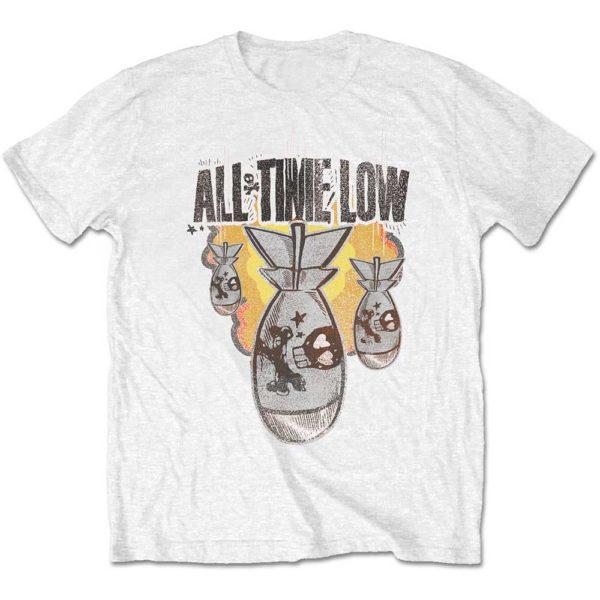 ALL TIME LOW Da Bomb Tshirt