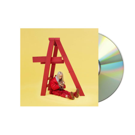 Billie Eilish Don't Smile At Me CD