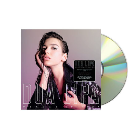 DUA LIPA Self Titled Deluxe Limited Edition CD