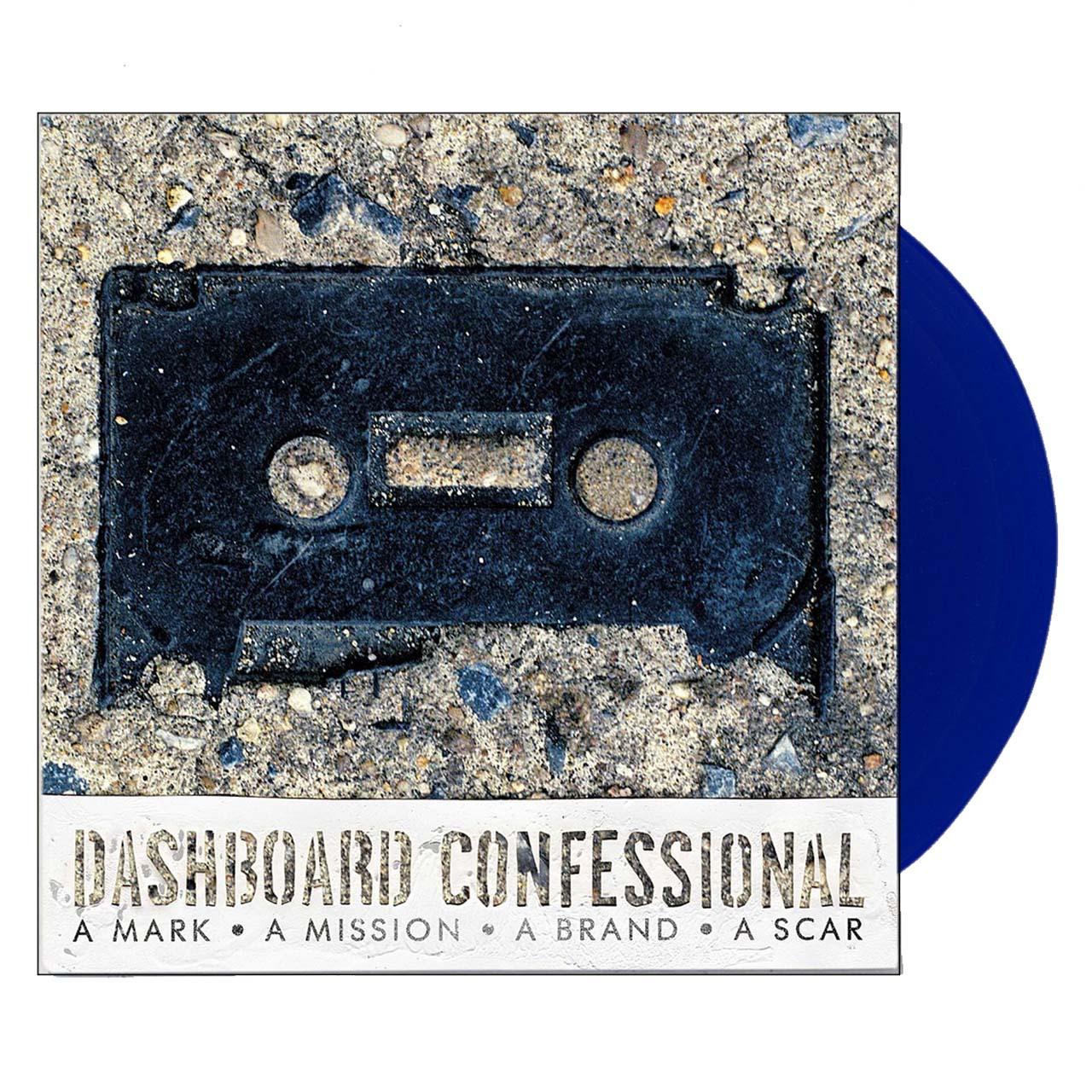 DASHBOARD CONFESSIONAL A Mark A Mission A Brand A Scar Vinyl
