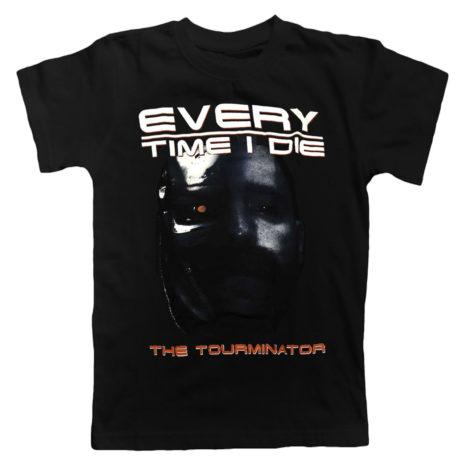 EVERYTIME I DIE The Tourminator Tshirt