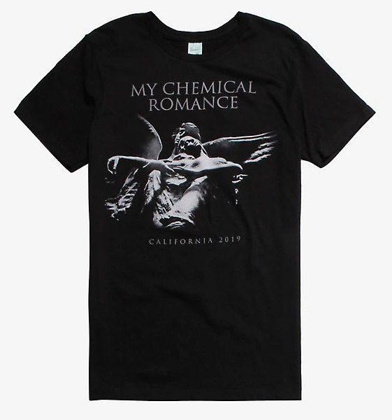 MY CHEMICAL ROMANCE Angel Statue Black