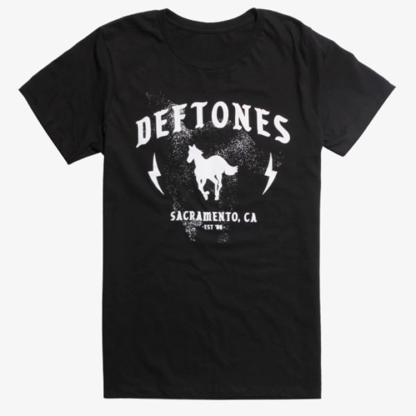 DEFTONES White Pony Black