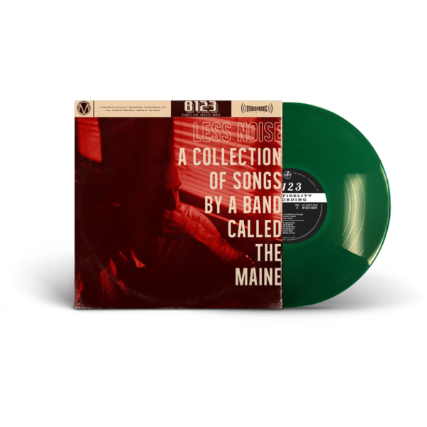 THE MAINE Less Noise Vinyl