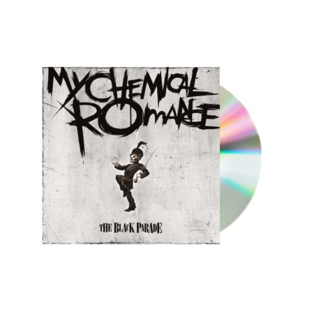 My Chemical Romance Black Parade CD