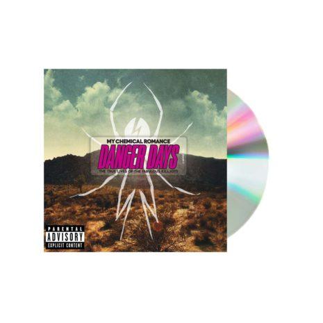 My Chemical Romance Danger Days CD