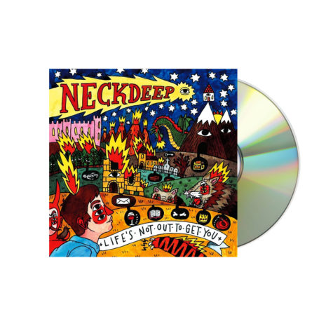 Neck Deep Life Not Out To Get You CD