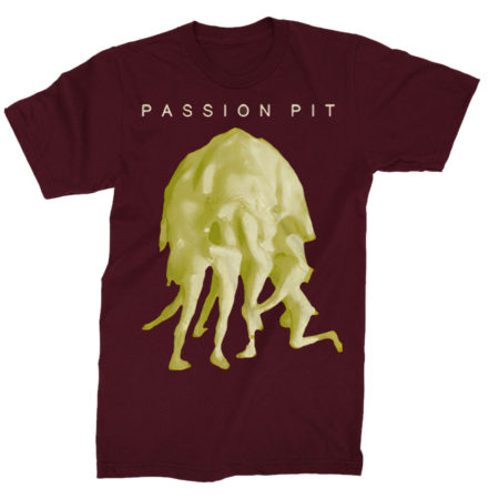PASSION PIT Forms Tee Shirt