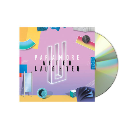 Paramore After Laughter CD 1