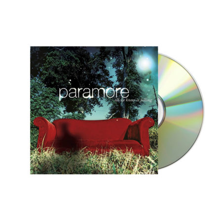 Paramore All We Know CD