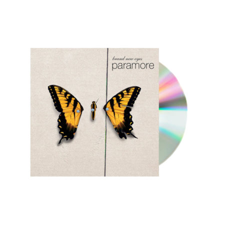 Paramore Brand New Eyes CD
