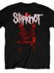 Slipknot Devil Logo Blur Black