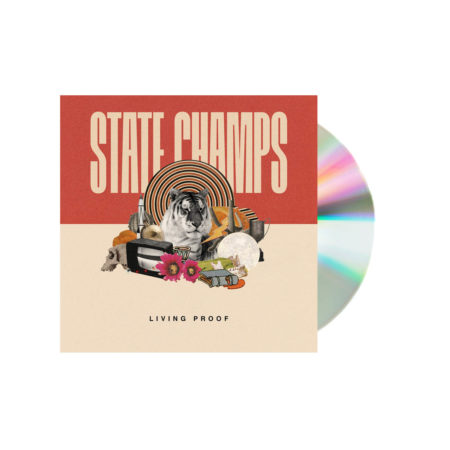 State Champs Living Proof CD