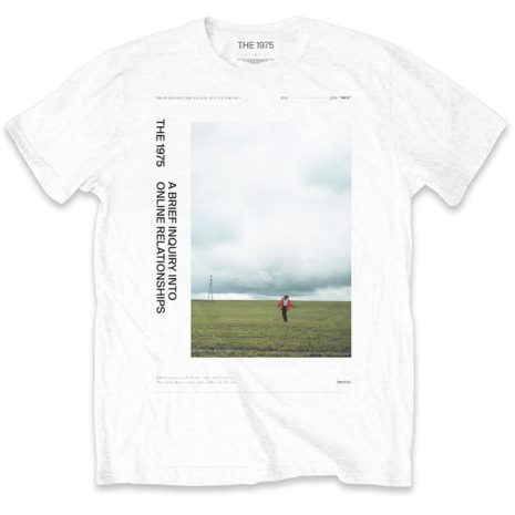 The 1975 Abiior Side Fields Tshirt