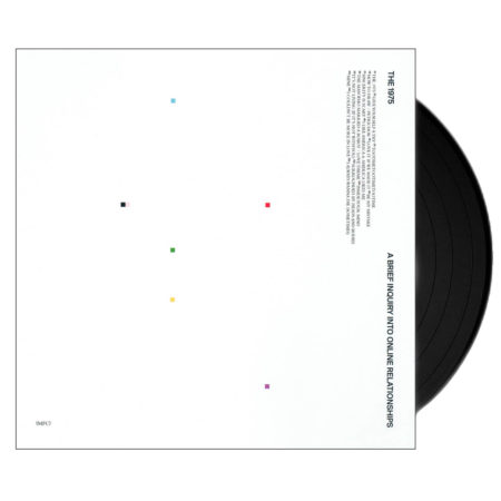The 1975 A Brief Inquiry Into Online Relationship Vinyl