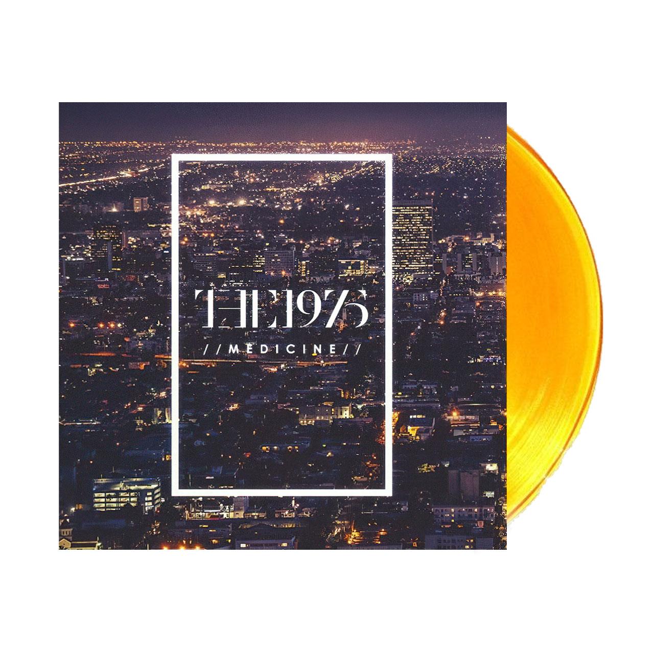 THE 1975 Medicine 7″ Vinyl
