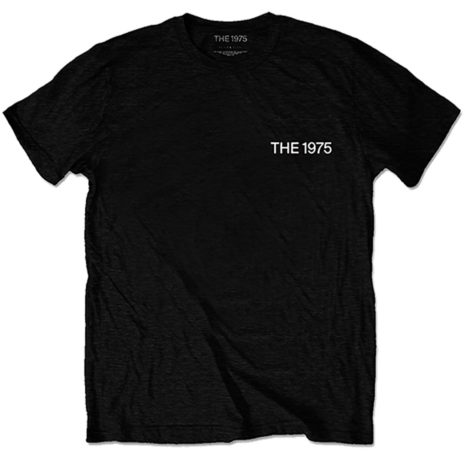 The 1975 Welcome Tshirt Front