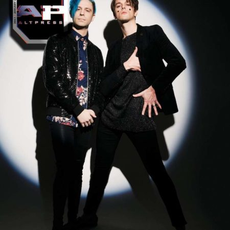ALTERNATIVE PRESS 366.1 - iDKHOW Magazine