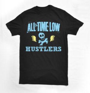 ALL TIME LOW 5 Year Hustler Tshirt