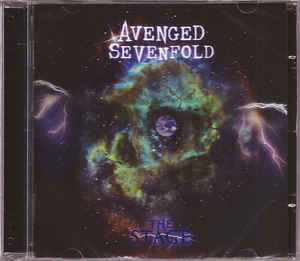 AVENGED SEVENFOLD The Stage CD