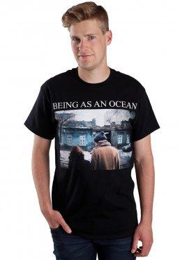 BEING AS AN OCEAN Cul De Sac Tshirt