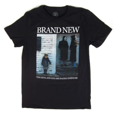 BRAND NEW Devil and God Tshirt