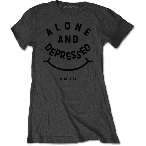 BRING ME THE HORIZON Alone And Depressed Tshirt