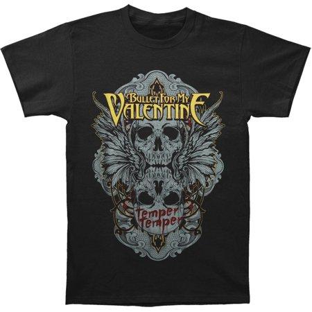 BULLET FOR MY VALENTINE Winged Skull Tshirt