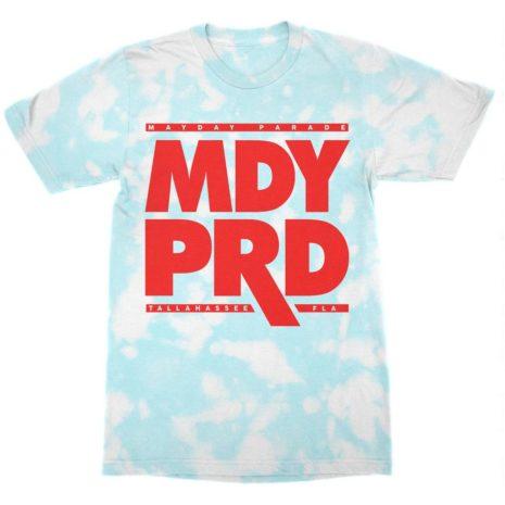 MAYDAY PARADE Sky Logo Tshirt