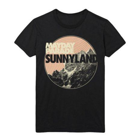 MAYDAY PARADE Sunnyland Tshirt