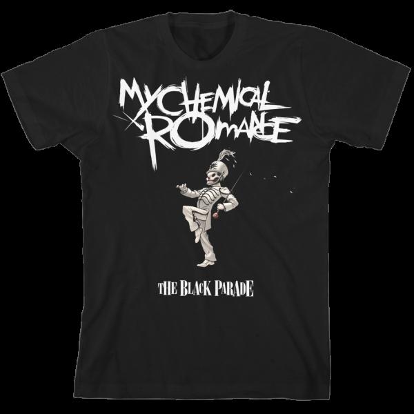 MY CHEMICAL ROMANCE The Black Parade Tshirt