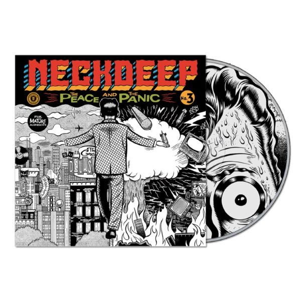NECK DEEP The Peace And Panic CD
