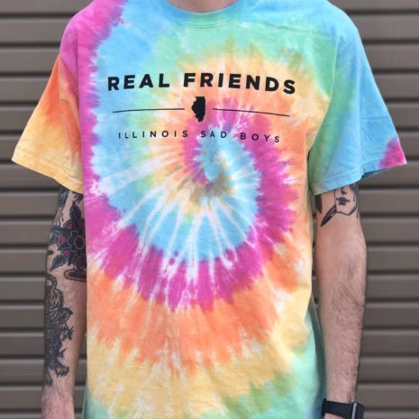 REAL FRIENDS Sad Boys Tshirt