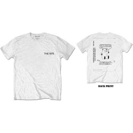 THE 1975 Abiior Teddy Tshirt