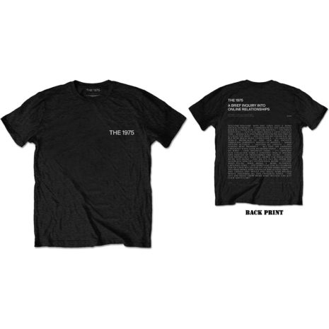 THE 1975 Abiior Welcome Version 2. Tshirt
