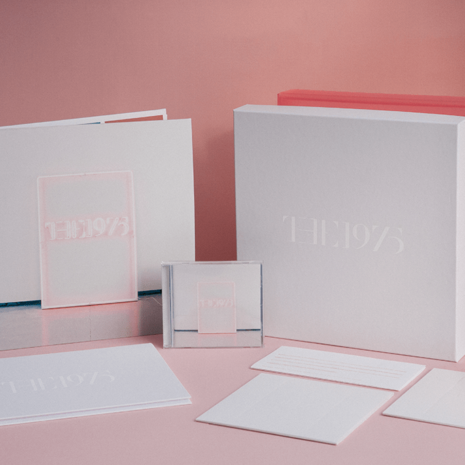 THE 1975 I Like It When You Sleep Super Deluxe Box Set Vinyl