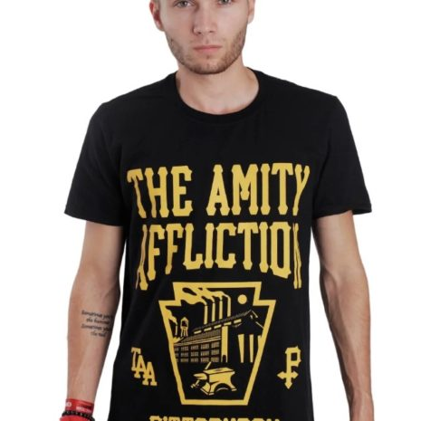 THE AMITY AFFLICTION Pittsburgh Black