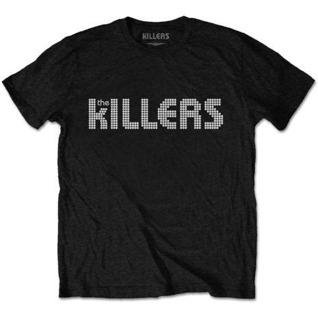 THE KILLERS Dots Logo Tshirt