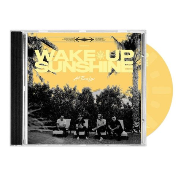 All Time Low store Wake Up Sunshine CD All Time Low Philippines
