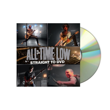 ALL TIME LOW Straight To DVD CD