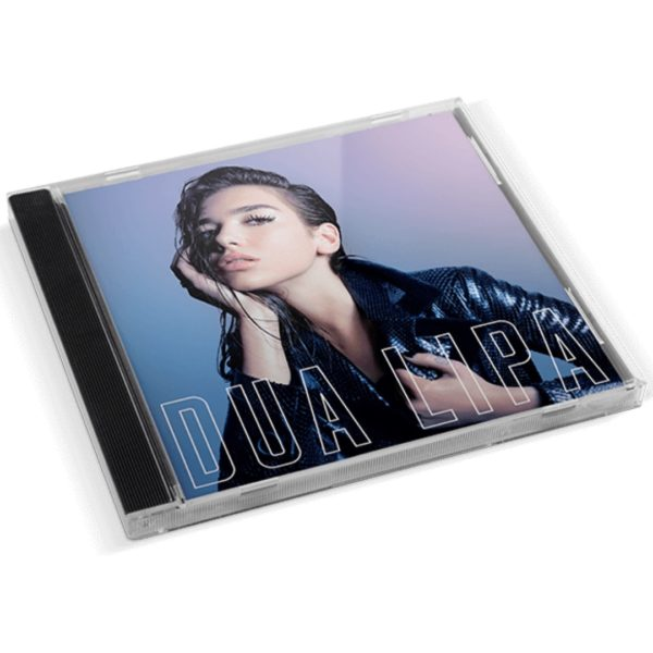 DUA LIPA Self Titled CD