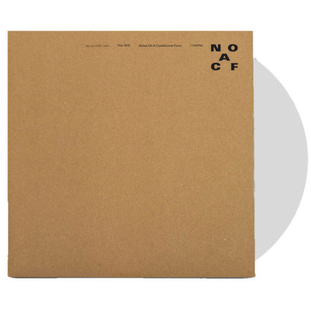 The 1975 Notes On A Conditional Form Vinyl
