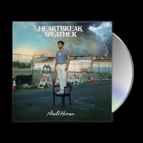 Niall Horan Heartbreak Weather Philippines CD