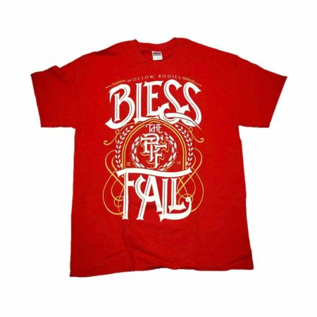 BLESS THE FALL Hollow Bodies Tshirt