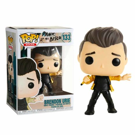 Panic! at the Disco - Brendon Urie Exclusive Pop! Vinyl Figure