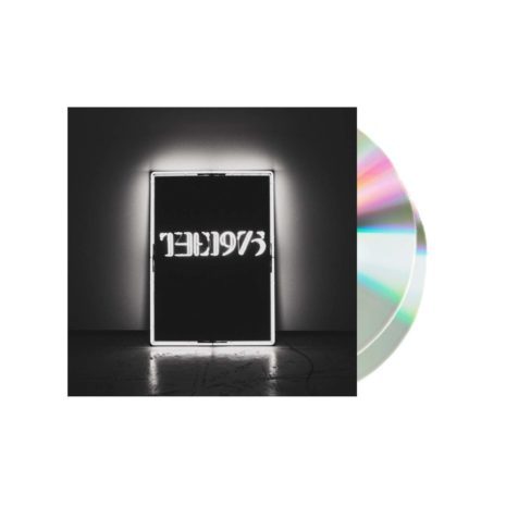 The 1975 self titled deluxe CD