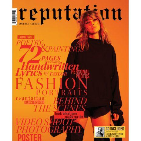 Taylor swift reputation magazine philippines